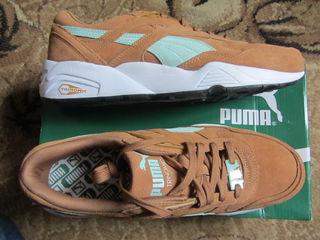 Puma R698 Trinomic оригинал  размер 43-43,5 (US11) Размер по по стельке 29 см.  Спортивные классичес