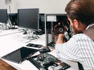 Комплексное обслуживание компьютеров компании