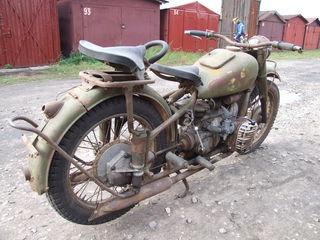 Днепр K750 Ural M72