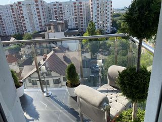 Apartament exclusivist! white!!! centru! 2 odai, bloc nou, design modern, 2 garderobe 85500