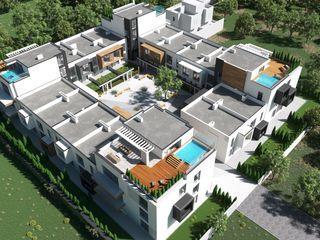 Penthouse Cu piscina proprie