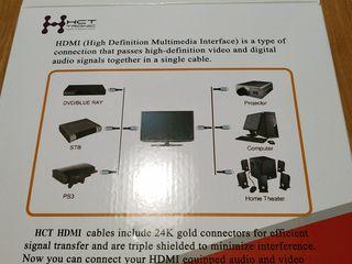Cablu HDMI - HDMI/ versiune 2.0/ 15m