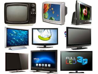 Reparatia televizoarelor LCD, LED, Plasma la domiciliu.