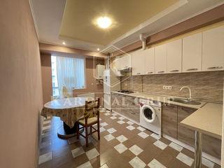 Chirie apartament 1 cameră, 44 mp, reparație euro, Telecentru, 270 euro!
