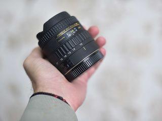 Tokina 10-17mm f/3.5-4.5 Fisheye (Canon)
