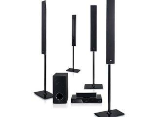 Домашний кинотеатр LG Bluray / iPod / Wi-Fi / Bluetooth
