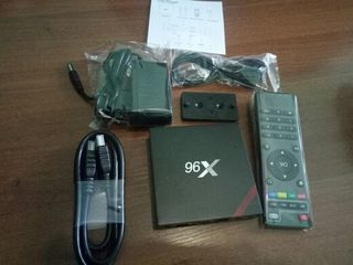 Smart TV Box X96 TV Box 2G/16G Android - 750Lei