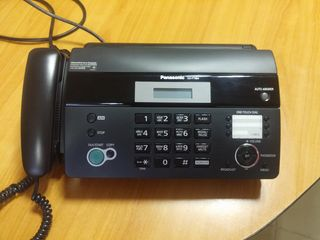 Fax Panasonic KX-FT984  1500 лей