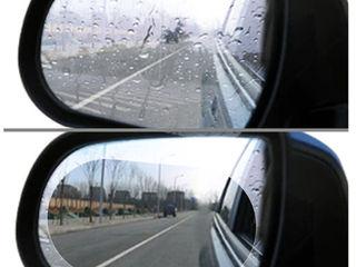 Pelicula protectie anti ploaie, анти-дождевая пленка для зеркало заднего вида