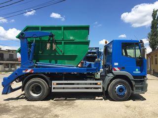 Evacuarea gunoiului  de construcție ( Вывоз строительного мусора)