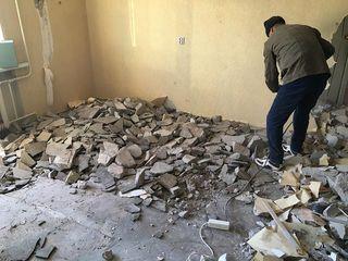 Алмазная резка бетона, Демонтаж стен, Демонтажные работы, сбивка плитки, штукатурки.