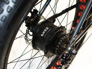 Biciclete electrice noi 750W Akez (fatbike) posibil si in rate la 0% comision