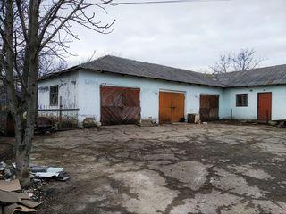 Продаются 3 гаража, 100м2, на 6 сотках в самом центре с.Стурзовка.
