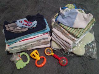 Вещи на мальчика 3-6 месяцев.