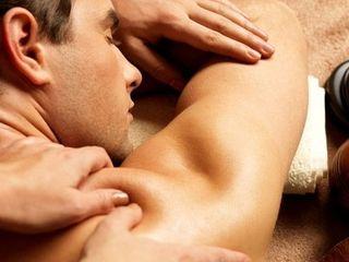 Раслабляющий массаж для мужчин с приятной девушкой.. Ты не пожалеешь