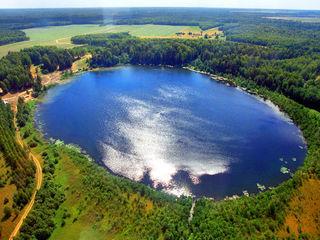 Купим/арендуем участок с озером.