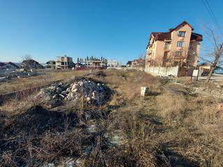 Vânzare teren pentru construcție, 8 ari, Stăuceni