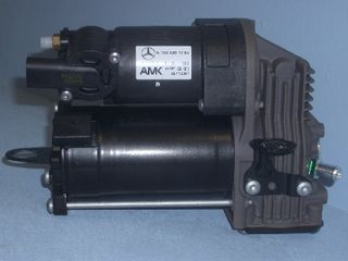 Ремонт компрессора пневмоподвески