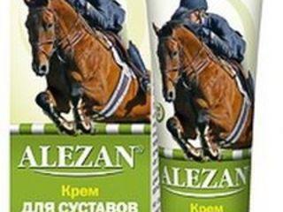 Alezan Алезан Zoo Vip Зоо Вип крем гель для суставов,мышц,шампунь для лошадей