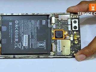 Xiaomi Red Mi 6A  Se descară bateria -Luăm, reparăm, aducem !!!