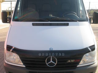 Mercedes Benz Рефрежиратор