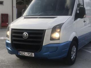 Volkswagen Crafter Maxi 2011