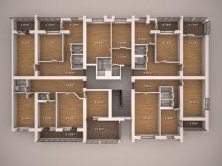 Apartamente noi 1.2.3. odai