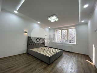 Apartament 1 cameră, reparație euro, mobilat și utilat, 350 €
