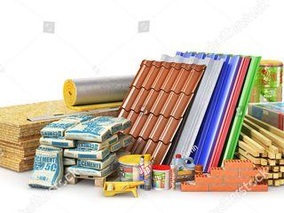 Materiale de construcție la cele mai mici prețuri din Moldova