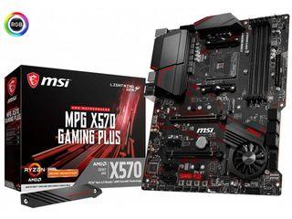 MSI MPG X570 Gaming Plus новая