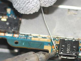 Замена разъема зарядки Micro USB/TYPE-C/Lightning в iService!