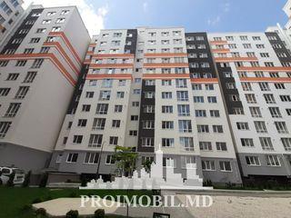 Telecentru! 2 camere + living, variantă albă - 65 mp!