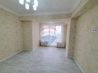 Spre vânzare 50m2 apartament, bloc nou, euro reparatie, 1 cameră sector Centru, str. Grigore Ureche.