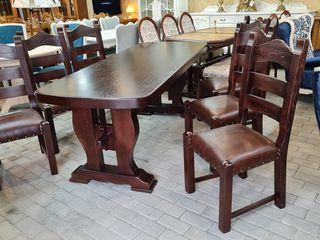 Masa, scaune, masa alba, scaune , mese , scaune importate din Europa. белый стол, стол и стулья...