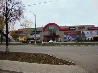 Аренда в ТЦ Plaza Бельцы 578 кв.м.