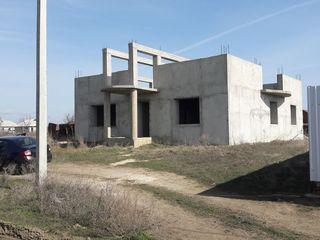 Банк продаёт не завершонное строительство частного дома в г. Комрат