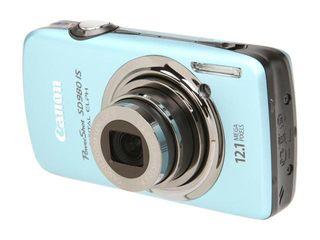 Canon PowerShot SD980 IS (Ixus 200 IS) - 1000 lei (50 euro)