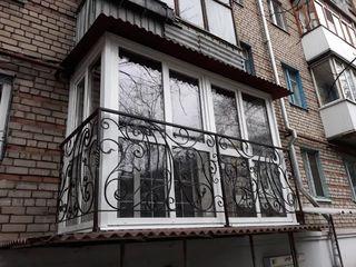 Балконы в старых домах поменяем на евро балкон за 1 день! Евро балконы,стеклопакеты, расширение и тд