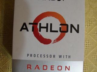 Procesor AMD ATHLON 200GE AM4, 3,2 GHz, NOU, sigilat.