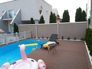 Decking sistem de pavare pentru terase si piscine террасная доска древесно-полимерный композит