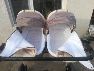 Продам коляску для двоиняшек