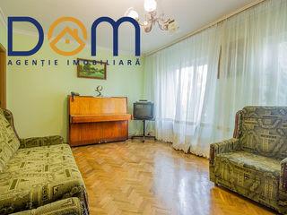 Apartament spațios cu 2 camere,53 m2 , etajul3 din 9 Botanica (Bicomplex)