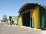 Бескаркасный арочный ангар! Самый дешевый, быстрый и надежный вид строительства в Мире!  Angar.md