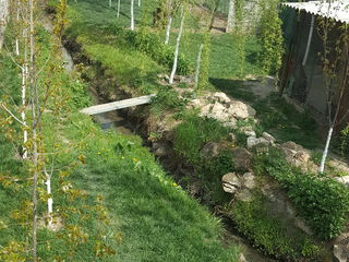 Casa langa izvor. Valea Morilor. MoldExpo