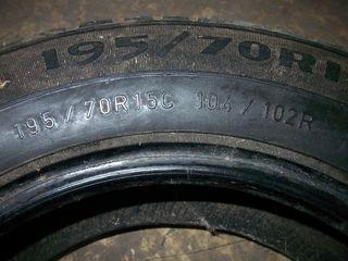 Шина 195/70 R15 C