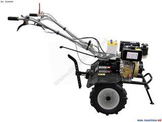 Motocultor worker - livrare gratuita!