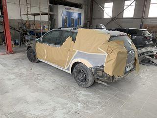 Vopsire auto in camera noua рихтовка покраска