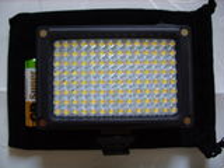 Видео-фото экономная подсветка+фонарь 120 мощных светодиодов