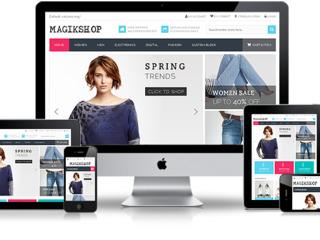 Creare site la cheie, internet magazin + promovare gratuita