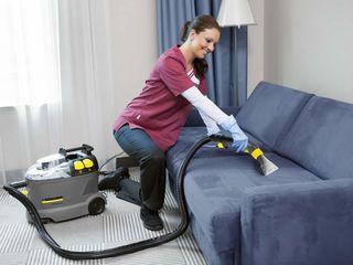 Curățare și spălare profesională; covoare,  canapele,  tapițerii auto.